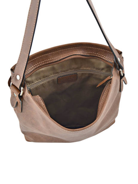 Crossbody Bag Etrier Brown spider S83811 other view 4