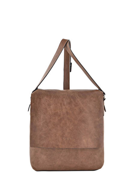 Crossbody Bag Etrier Brown spider S83811
