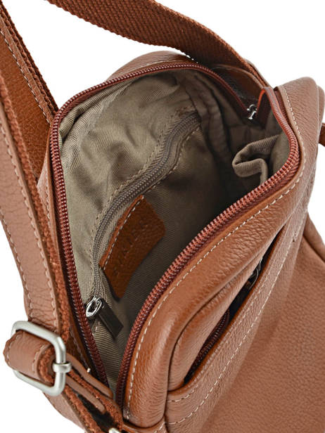 Crossbody Bag Etrier Brown flandres 69301 other view 4