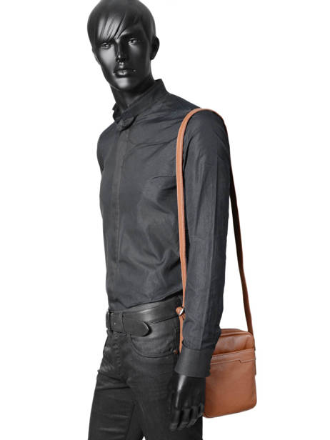 Crossbody Bag Etrier Brown flandres 69301 other view 2