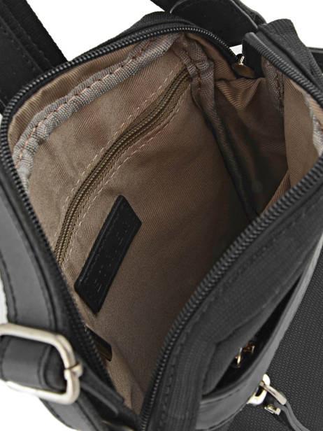 Crossbody Bag Etrier Black ultra light LN11747 other view 4