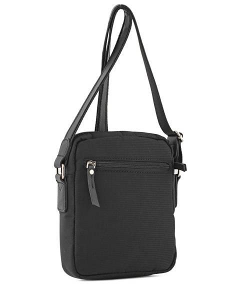 Crossbody Bag Etrier Black ultra light LN11747 other view 3