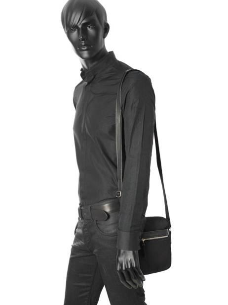 Crossbody Bag Etrier Black ultra light LN11747 other view 2