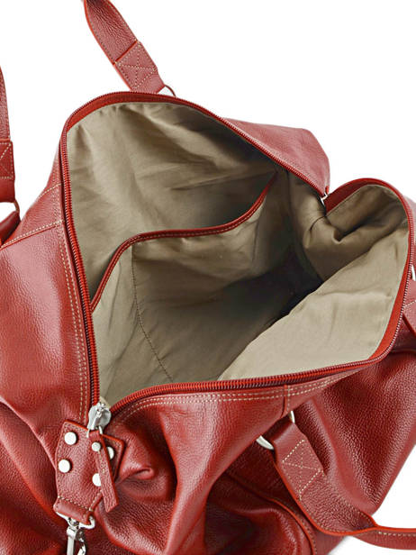Cabin Duffle Flandres Etrier Red flandres 69252 other view 4