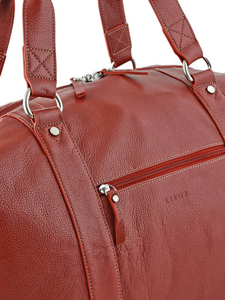 Cabin Duffle Flandres Etrier Red flandres 69252 other view 1