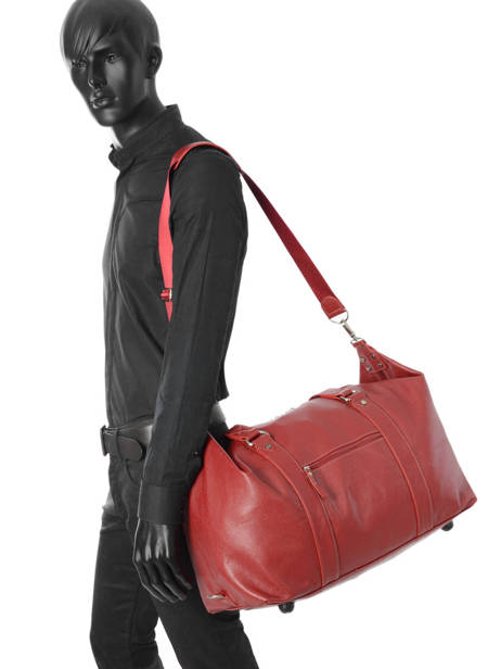 Cabin Duffle Flandres Etrier Red flandres 69252 other view 2