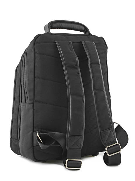 Backpack 2 Compartments + 15'' Pc Etrier Black ultra light LN117481 other view 3