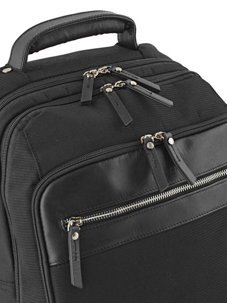 Backpack 2 Compartments + 15'' Pc Etrier Black ultra light LN117481 other view 1