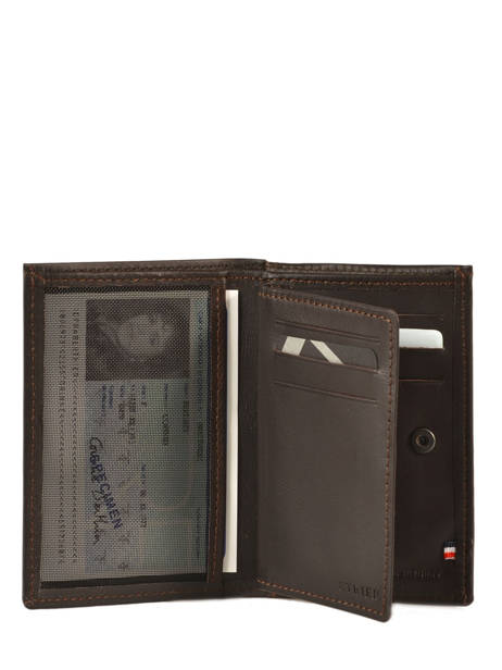 Wallet Leather Etrier Brown dakar 200027 other view 1