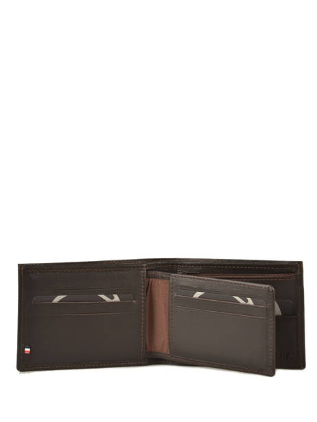 Wallet Leather Etrier Brown dakar 200438 other view 1