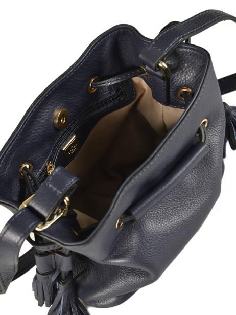 Crossbody Bag Etrier Black paris EPAR13 other view 4