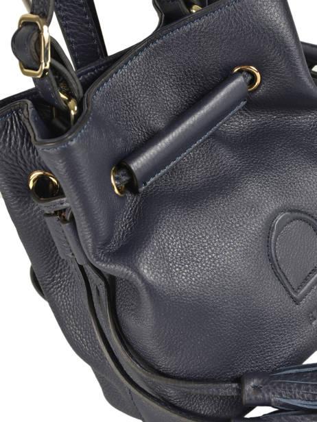 Crossbody Bag Etrier Black paris EPAR13 other view 1