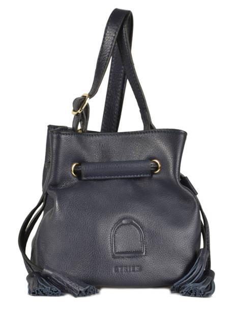 Crossbody Bag Etrier Black paris EPAR13