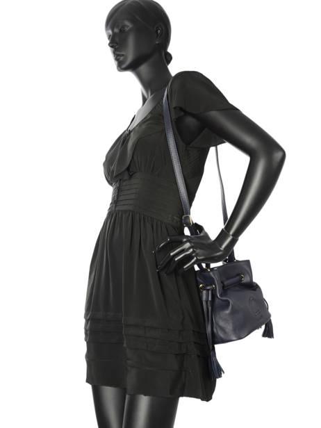 Crossbody Bag Etrier Black paris EPAR13 other view 2