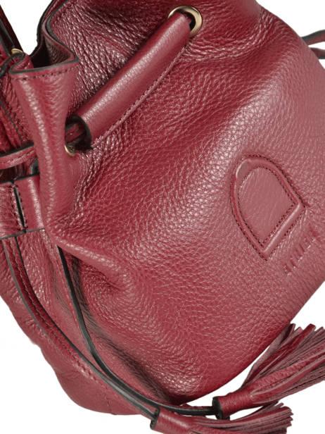 Crossbody Bag Etrier Red paris EPAR13 other view 1