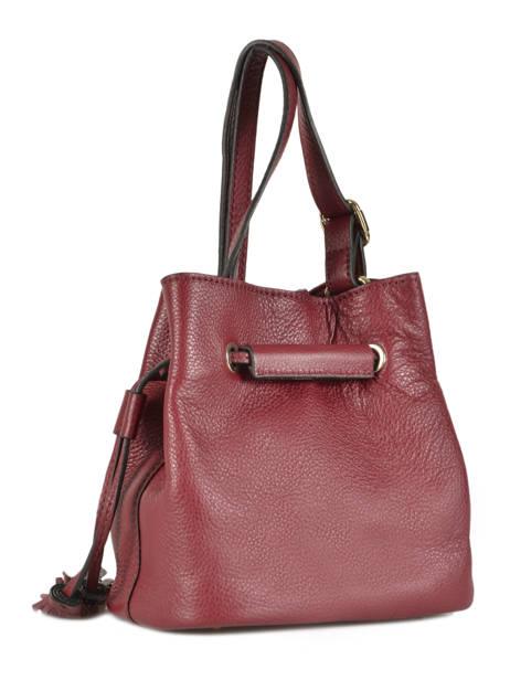 Crossbody Bag Etrier Red paris EPAR13 other view 3