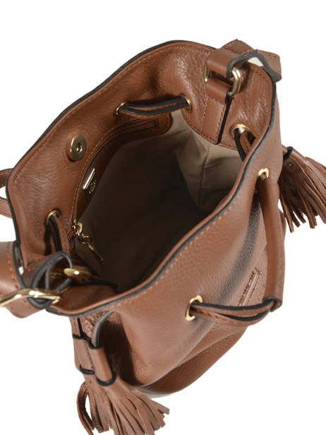 Crossbody Bag Etrier Brown paris EPAR13 other view 4