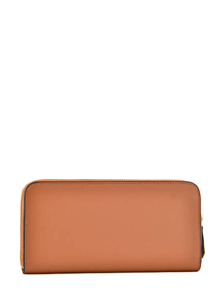 Wallet Leather Etrier Brown kyo EKY901 other view 2
