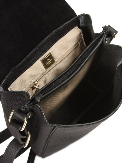 Crossbody Bag Tradition Leather Etrier Black tradition EHER023 other view 5