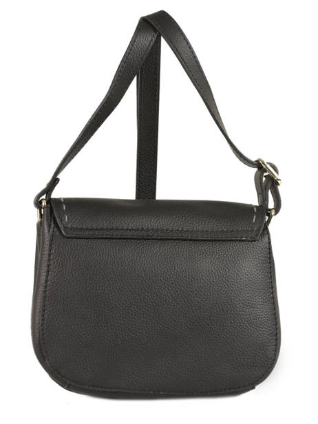 Crossbody Bag Tradition Leather Etrier Black tradition EHER023 other view 4