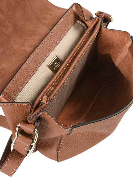 Shoulder Bag Tradition Leather Etrier Brown tradition EHER022 other view 4