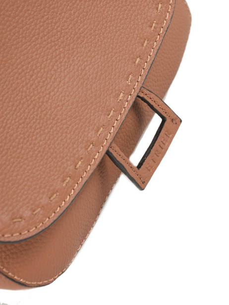 Shoulder Bag Tradition Leather Etrier Brown tradition EHER022 other view 1