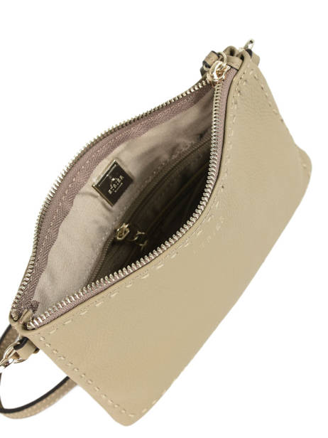 Crossbody Bag Tradition Leather Etrier Beige tradition EHER014 other view 4