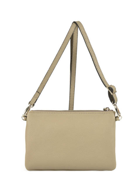 Crossbody Bag Tradition Leather Etrier Beige tradition EHER014 other view 3