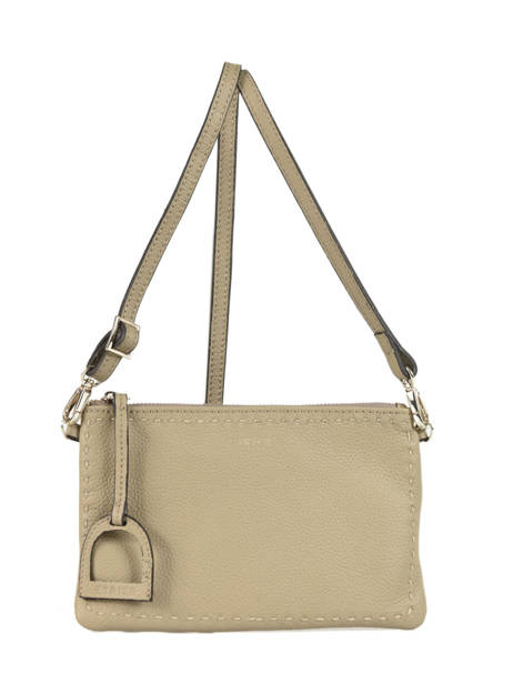 Crossbody Bag Tradition Leather Etrier Beige tradition EHER014