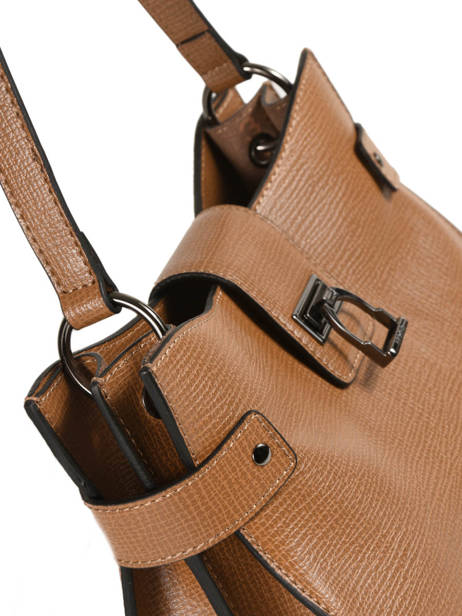 Shoulder Bag Tess Leather Etrier Brown tess ETESS08 other view 1