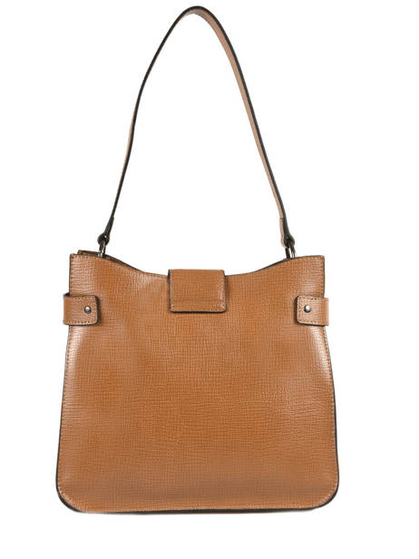 Shoulder Bag Tess Leather Etrier Brown tess ETESS08 other view 3