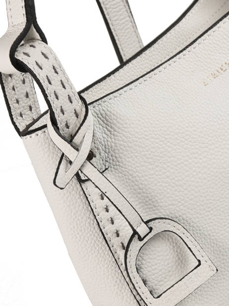 Crossbody Bag Tradition Leather Etrier White tradition EHER003A other view 1