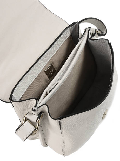 Shoulder Bag Tradition Leather Etrier White tradition EHER022 other view 4