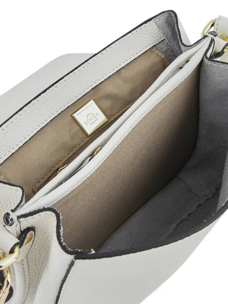 Crossbody Bag Tradition Leather Etrier White tradition EHER023 other view 4
