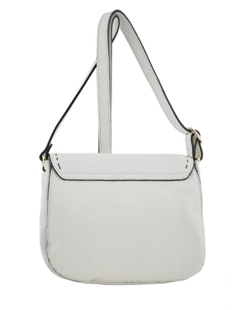Crossbody Bag Tradition Leather Etrier White tradition EHER023 other view 3