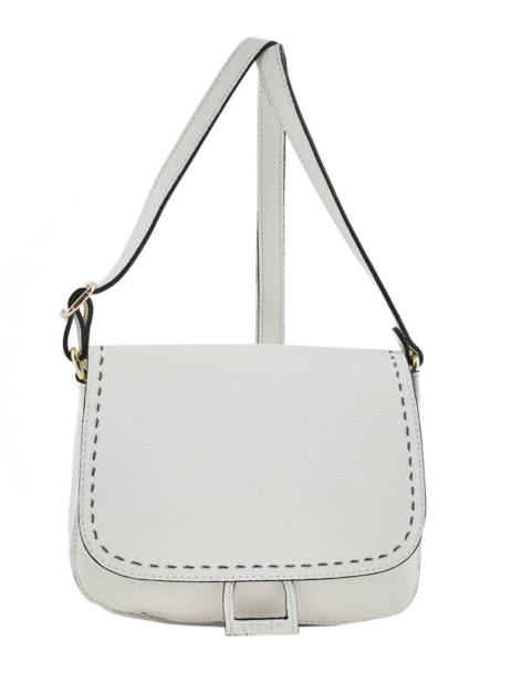 Crossbody Bag Tradition Leather Etrier White tradition EHER023