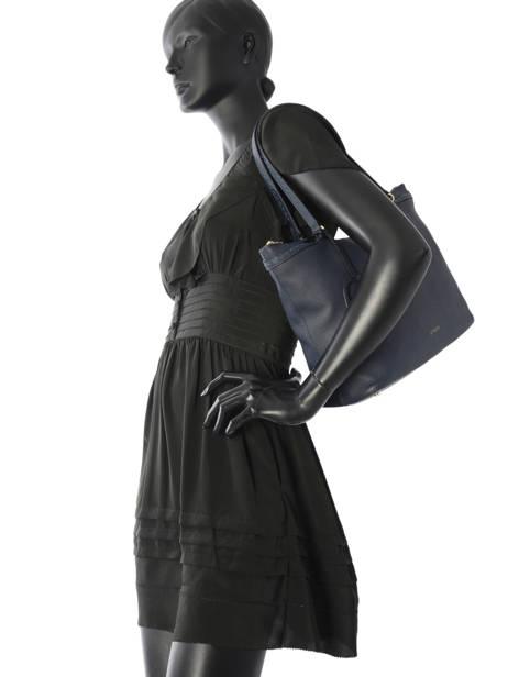 Shoulder Bag Etrier Black tradition EHER020 other view 2