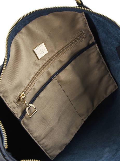 Shoulder Bag Etrier Black tradition EHER020 other view 4