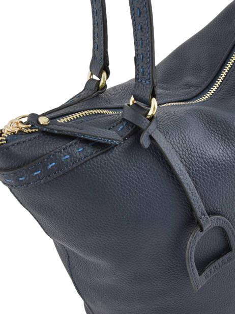 Shoulder Bag Etrier Black tradition EHER020 other view 1