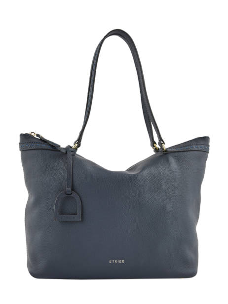 Shoulder Bag Etrier Black tradition EHER020