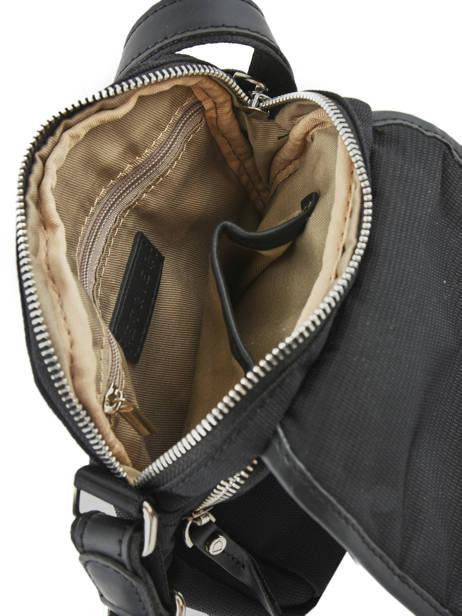 Crossbody Bag Etrier Black ultra light LN2302 other view 4
