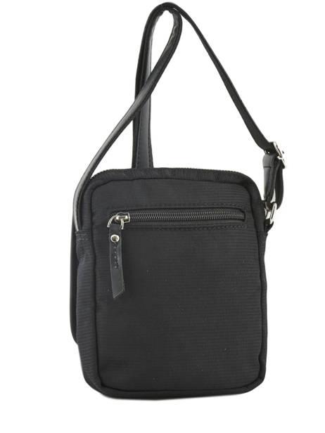 Crossbody Bag Etrier Black ultra light LN2302 other view 3
