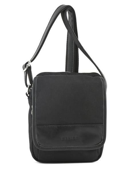 Crossbody Bag Etrier Black ultra light LN2302