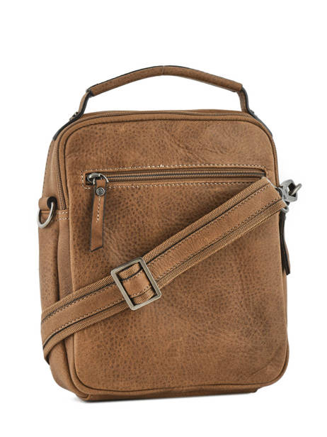 Messenger Bag Etrier Brown spider S69318 other view 3