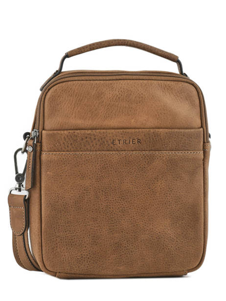 Messenger Bag Etrier Brown spider S69318