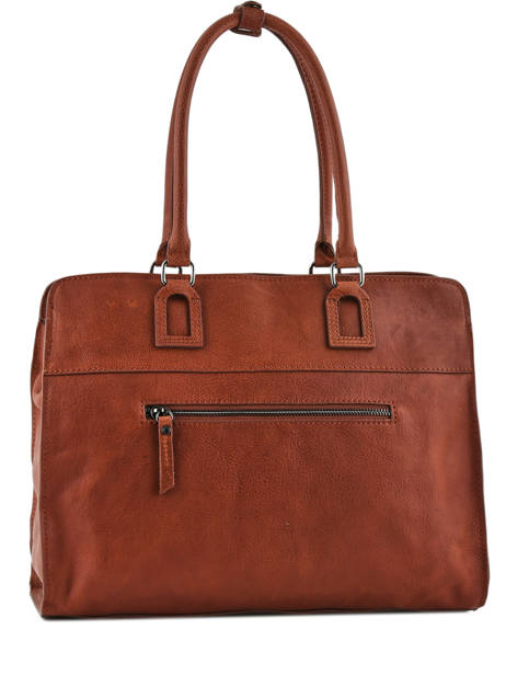 Shopper Galop Leather Etrier Brown galop EGAL04 other view 3