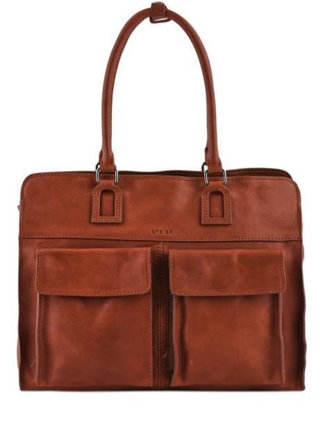 Shopper Galop Leather Etrier Brown galop EGAL04