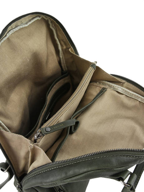 Backpack Etrier Green galop EGAL06 other view 5
