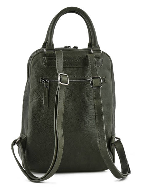 Backpack Etrier Green galop EGAL06 other view 4