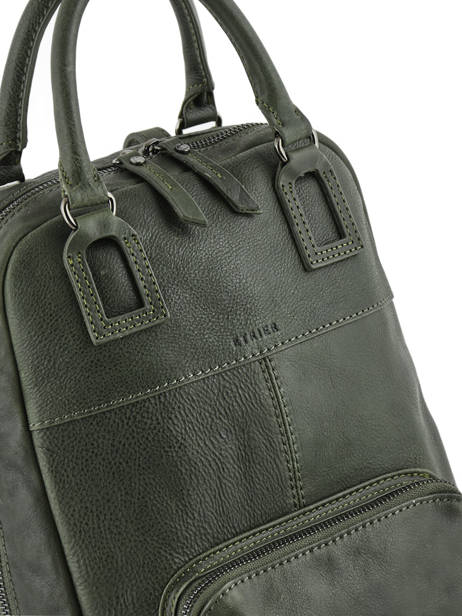 Backpack Etrier Green galop EGAL06 other view 1